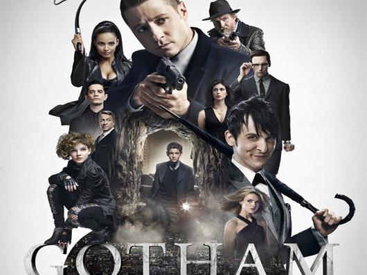 Los villanos siguen protagonizando la segunda temporada de 'Gotham' en un nuevo spot