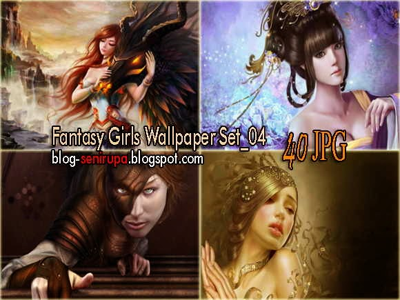 Fantasy Girls Wallpaper