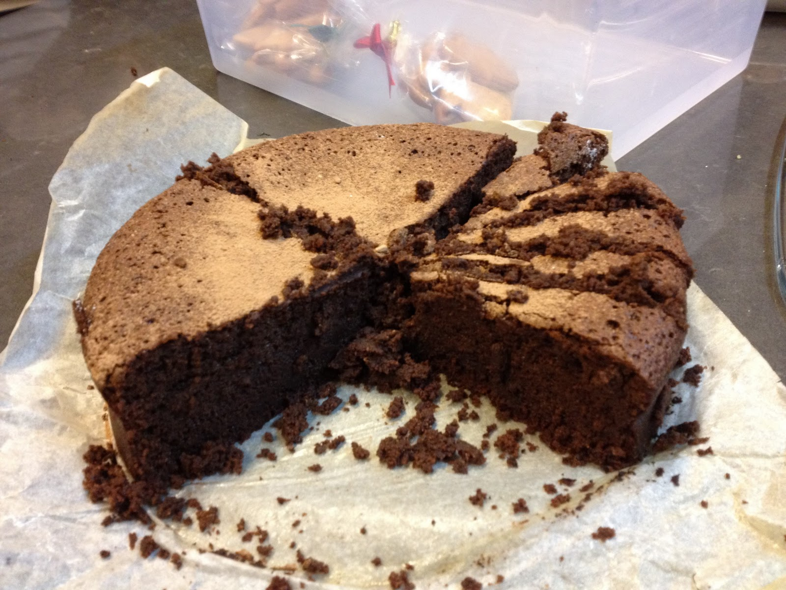 Flourless Chocolate Cake Recipes — Dishmaps