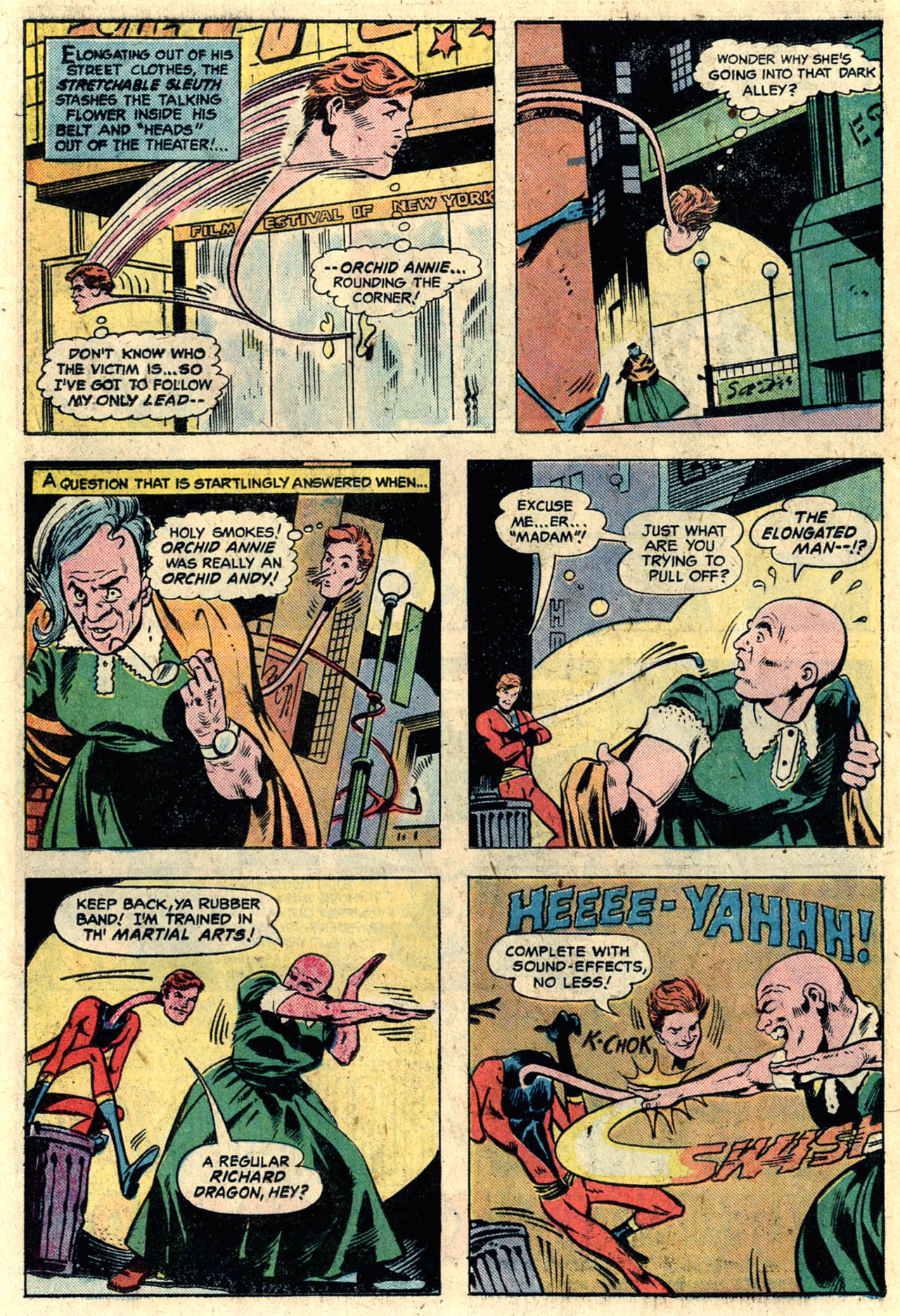 Detective Comics (1937) Issue #462 Page 26