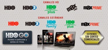 canales del paquete dish hbo-max hd