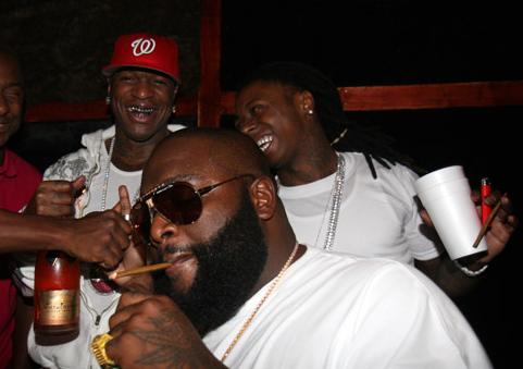Oop! Rick Ross Fires Shots Back At Birdman & Lil' Wayne ...