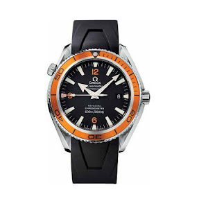 Omega SeaMaster Planet Ocean Rubber Strap