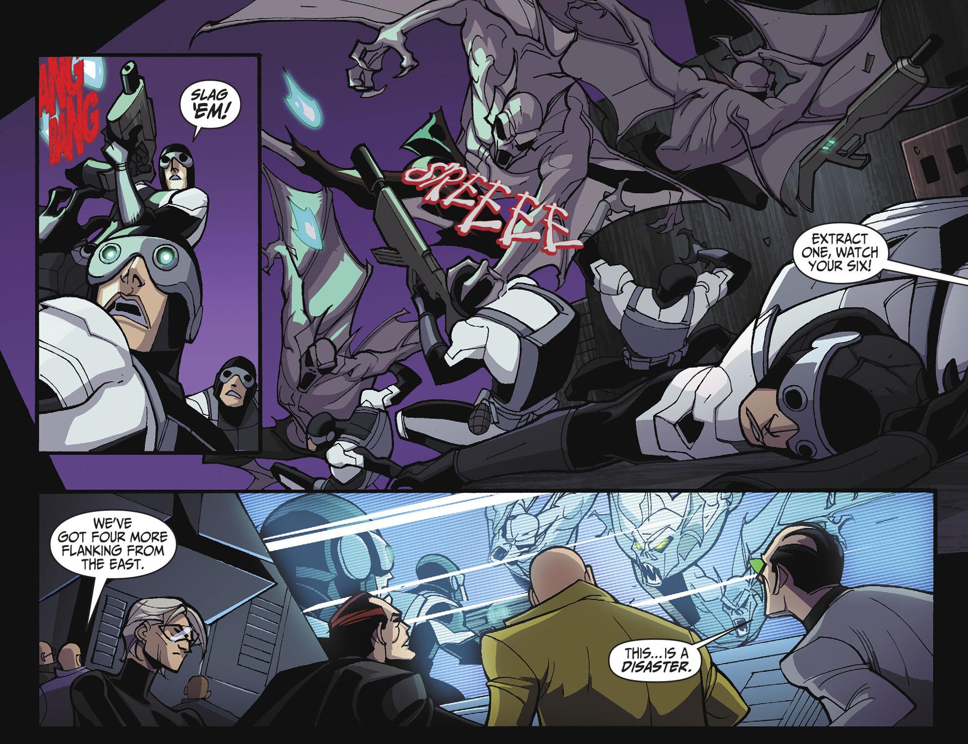 Batman Beyond 2.0 #14 #27 - English 11