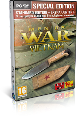 Men of War: Vietnam Special Edition [PC] [Español]
