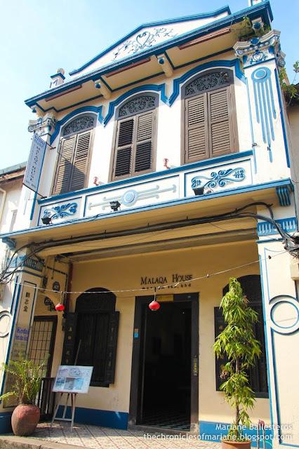 malaqa house malacca