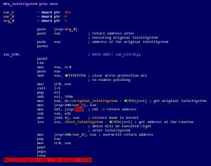 ESETセキュリティブログ:Win32/Gapz実行例2