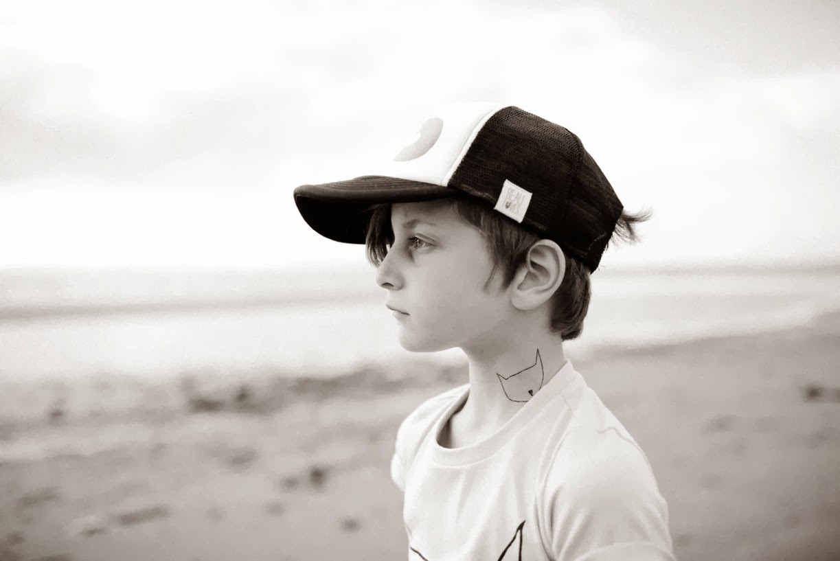 Beau Loves lifestyle photography by Flannery O'Kafka for spring 2014 kidswear collection