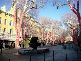 Aix-en-Provence, joining Marseille's year as City of Culture