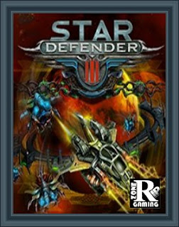 Star Defender 3 Cover