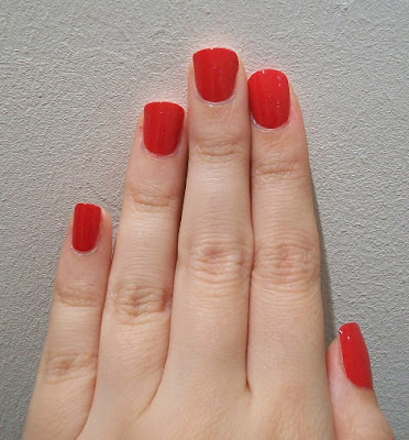Rimmel 60 seconds polish - Ready, Aim, Paint!
