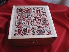 """Sal """"caja corazones"""" (terminado)"""