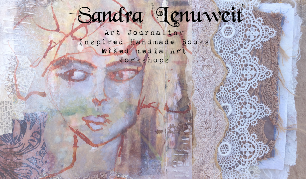 sandra lenuweit mixed media design