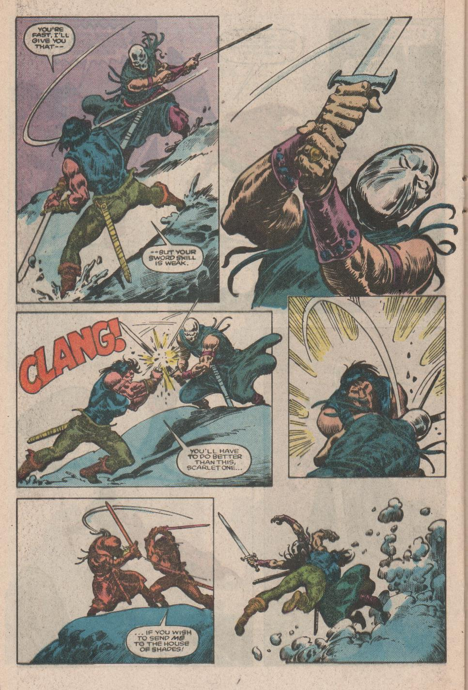 Conan the Barbarian (1970) Issue #175 #187 - English 15