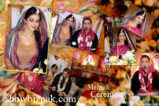 Annie Khalid Wedding