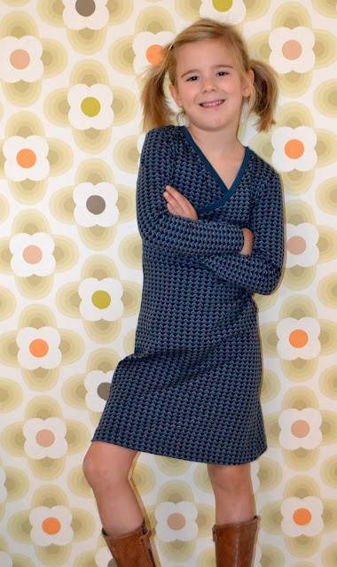 Billie | Zonen09 | Billie wordt kleedje | B'Ella
