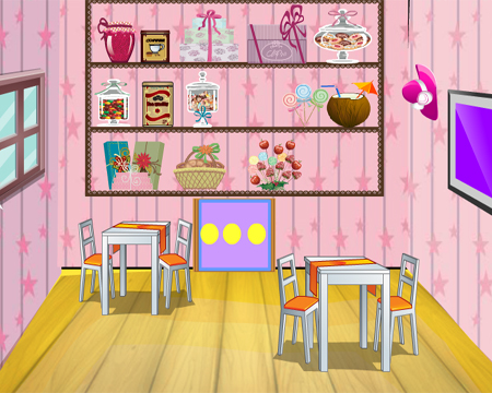 Juegos de Escape Candy Shop Escape