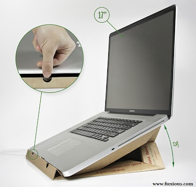 Funny Laptop Stand