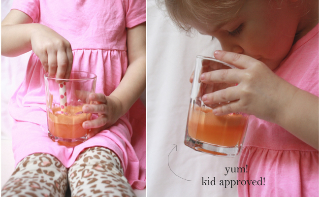 how to make juice orange