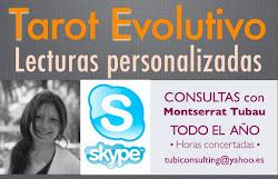 Consultas ON·LINE con Montserrat Tubau