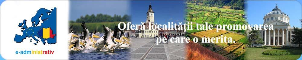 e-administrativ.eu - Promovarea localitatii tale