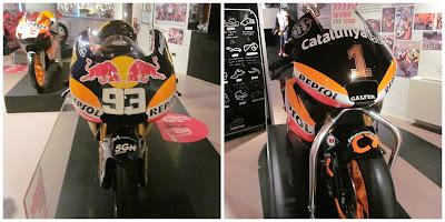 125 c.c. y Moto2 campeonas de Marc Márquez