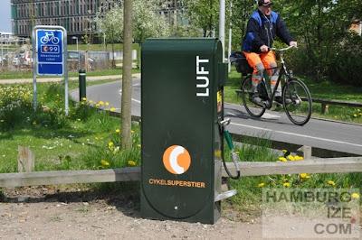 Luftstation in Frederiksberg