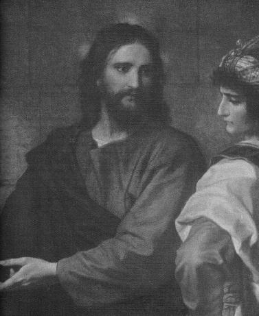 Jesus (pintura Heinrich Hofkann)