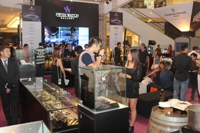 An Evening at Time Kulture with Starwood Hotels & Resorts Malaysia, Time Kulture, Starwood Malaysia, Contemporary Luxury Timepieces, Sheraton Imperial Kuala Lumpur, Pavilion KL