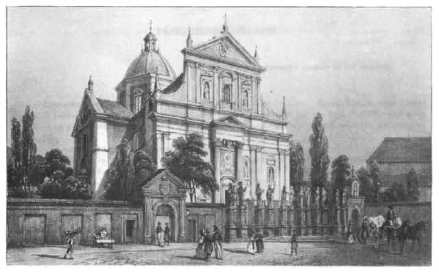 Kościół sw. Piotra w Krakowie