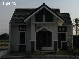Desain rumah minimalis type 50