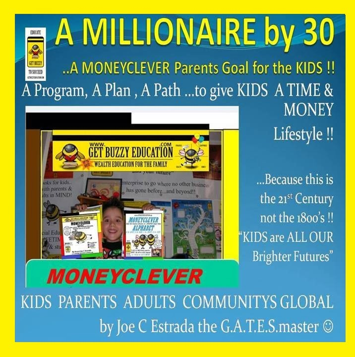 Teach Your Child to be Wealthy!!!
