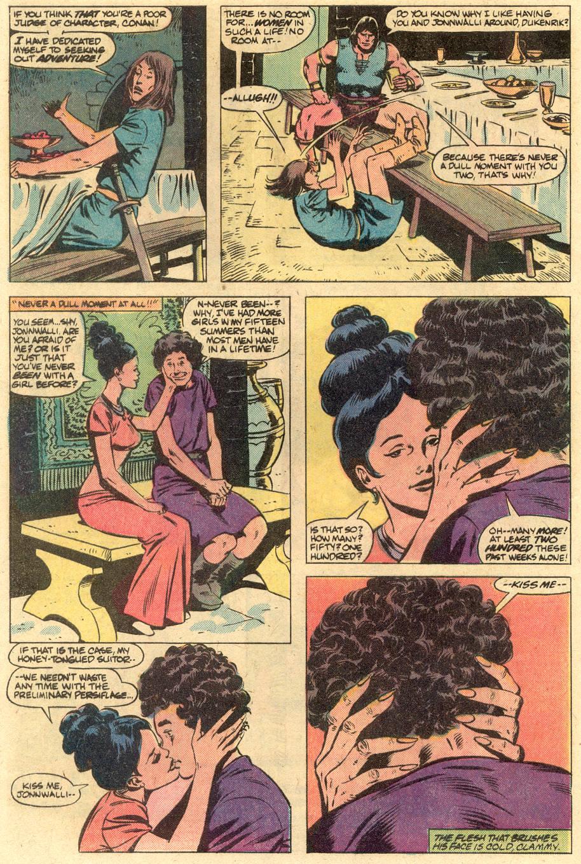 Conan the Barbarian (1970) Issue #125 #137 - English 6