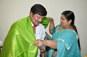 Maa President Rajendra Prasad Felicated by Tammineni and Others-thumbnail-3