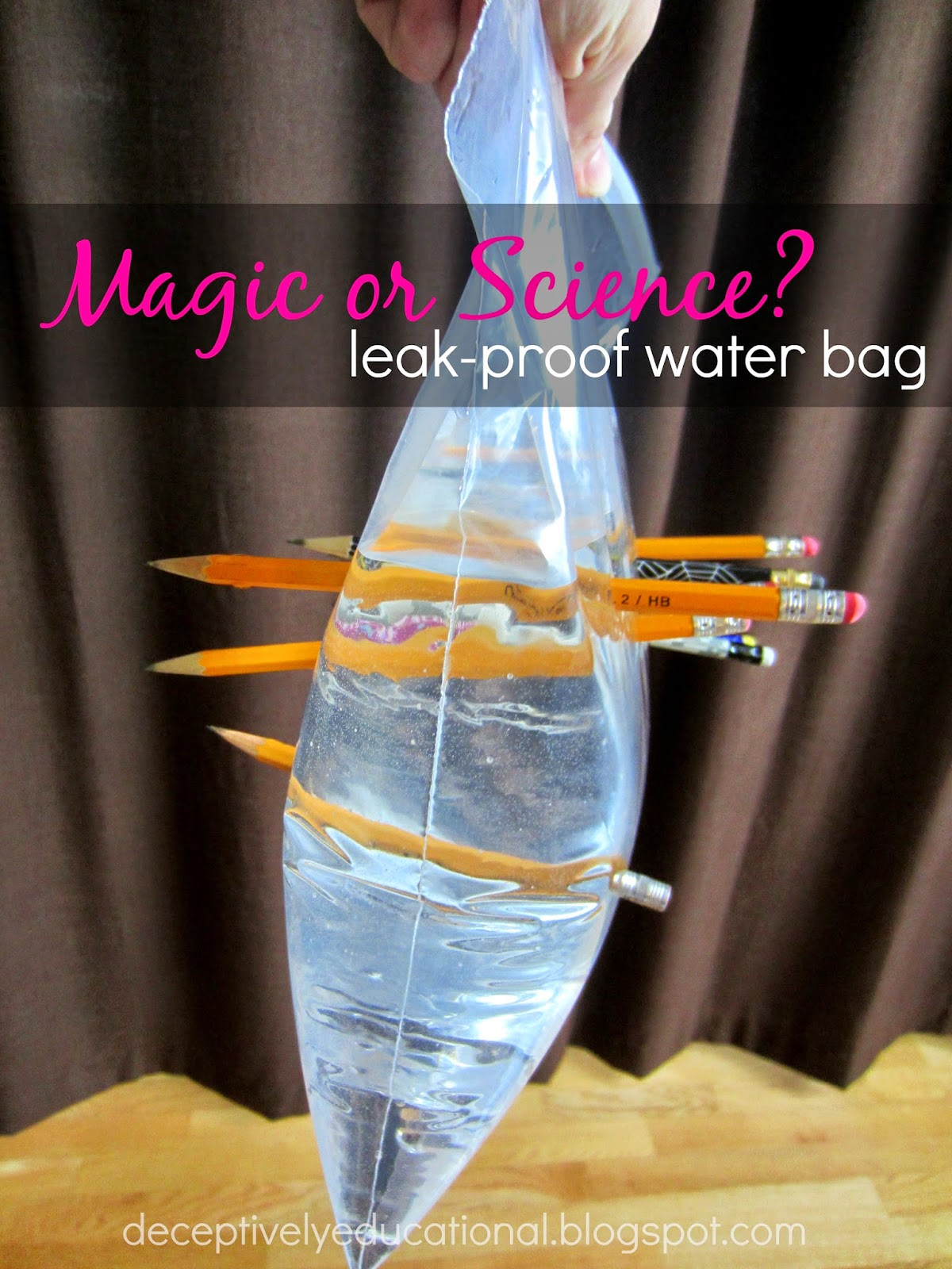 Relentlessly Fun, Deceptively Educational: Magic or Science? Leak ...