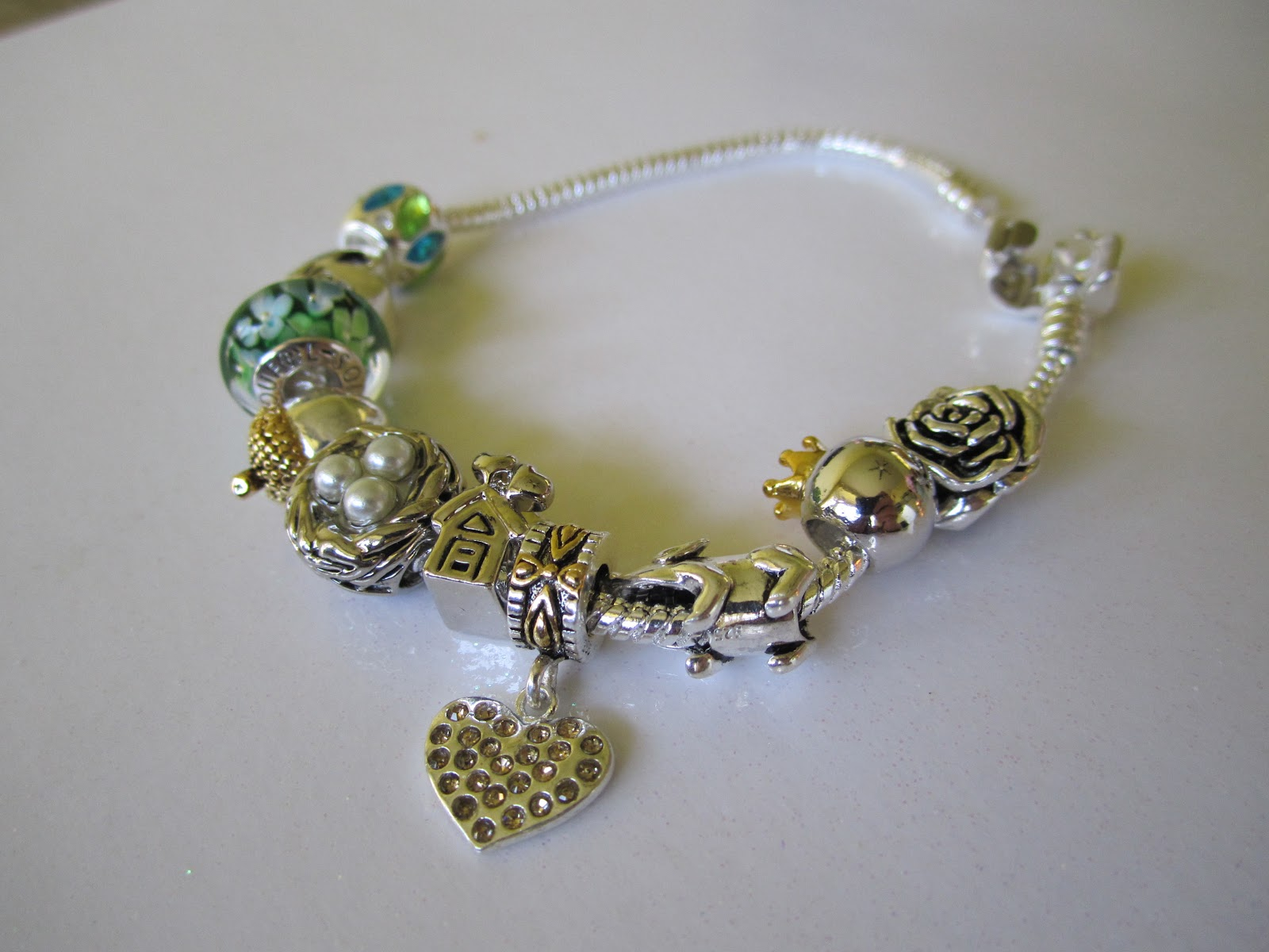 alittleaboutalot soufeel charm bracelets
