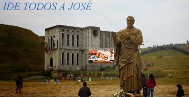 IDE TODOS AO AMANTÍSSIMO CORAÇÃO DE SÃO JOSÉ