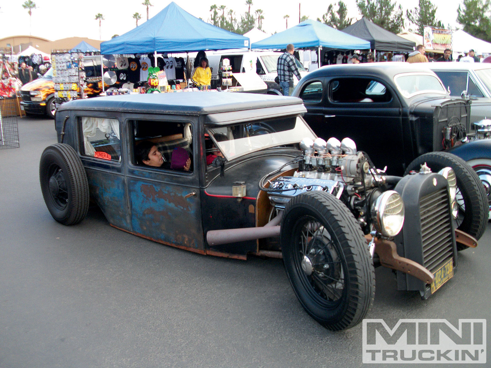 hot rod madworks
