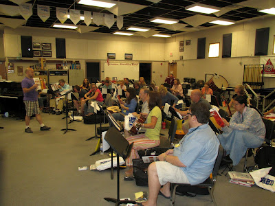 Colorado Springs Teaching Guitar Workshop 2012 GAMA