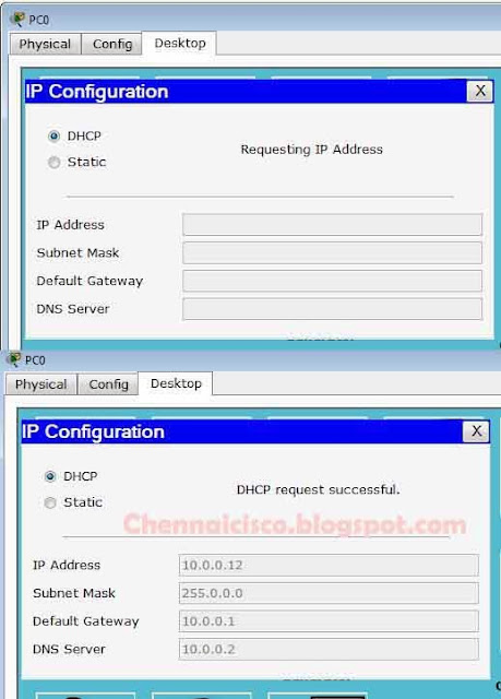 How to get ip from dhcp that is present in some other for Cisco show pool dhcp