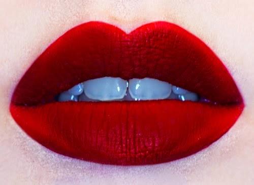 matte Lippenstift