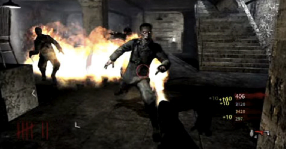 Call Duty Black Ops Zombies