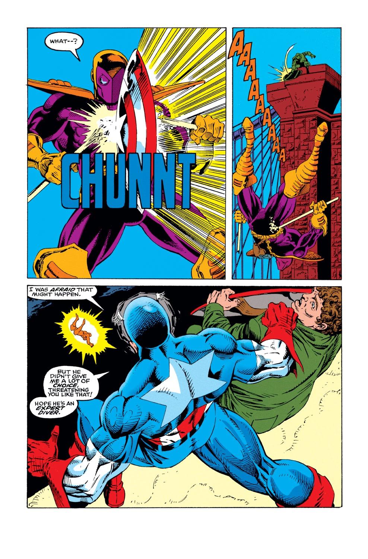 Captain America (1968) Issue #422 #372 - English 22
