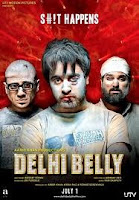 Delhi Belly (2011) mp3 Songs Hindi new Bollywood movie