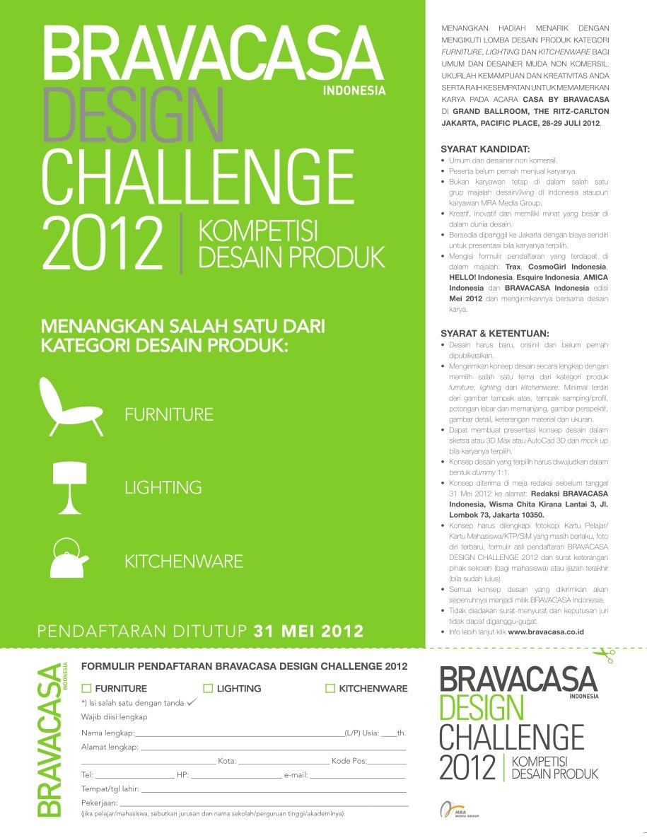 Bravacasa Design Challenge