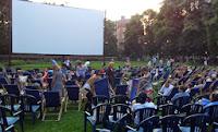 Cinema ao ar-livre