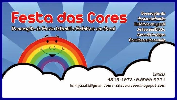 """""""Festa das Cores"""""""