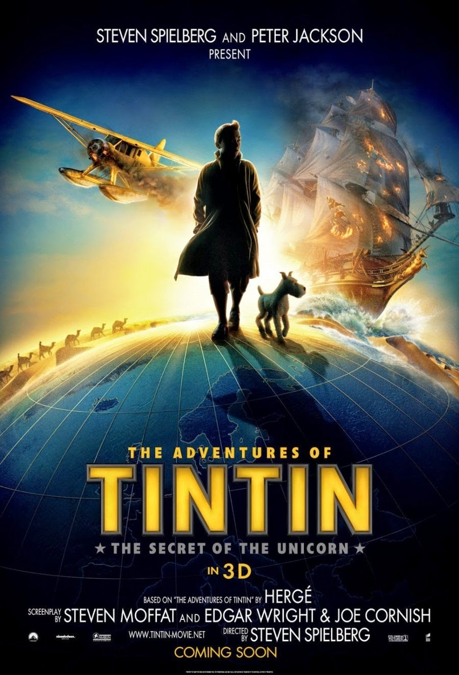 download the adventures of tintin movie