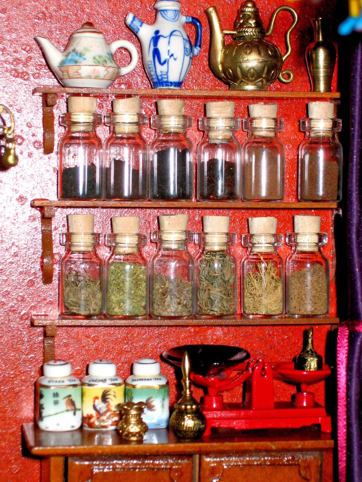 dollhouse tea