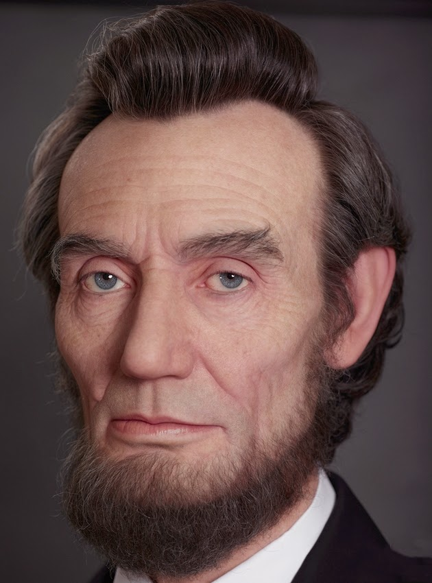 06-Abraham-Lincoln-Kazuhiro-Tsuji-Silicone-Sculptures-that-Look-Alive-www-designstack-co